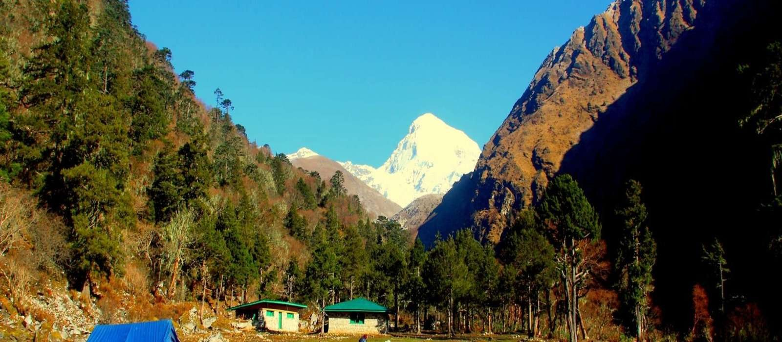 Chomolhari Base Camp Trek