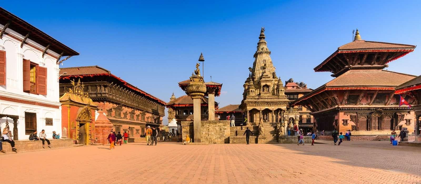 Patan Bhaktapur Day Tour