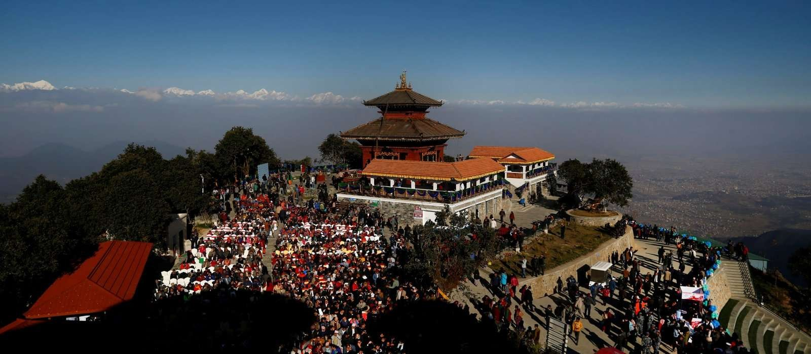 Chandragiri Cable Car Day Tour