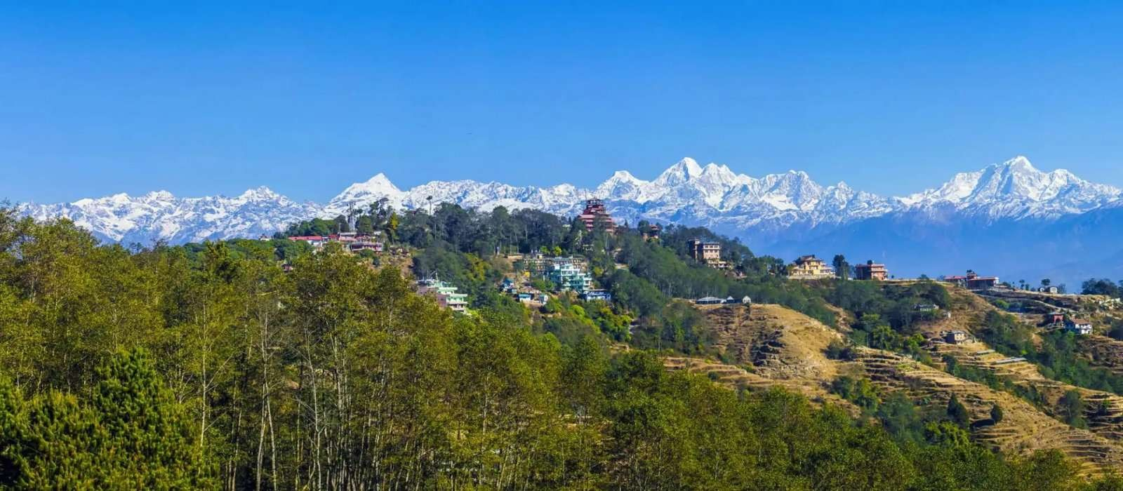 Nagarkot Dhulikhel Day Hiking