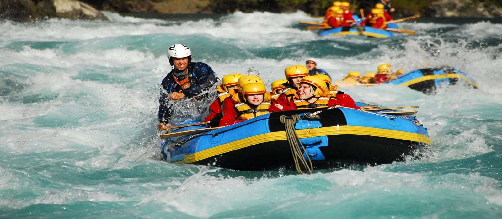 Trishuli River Rafting Day Tour