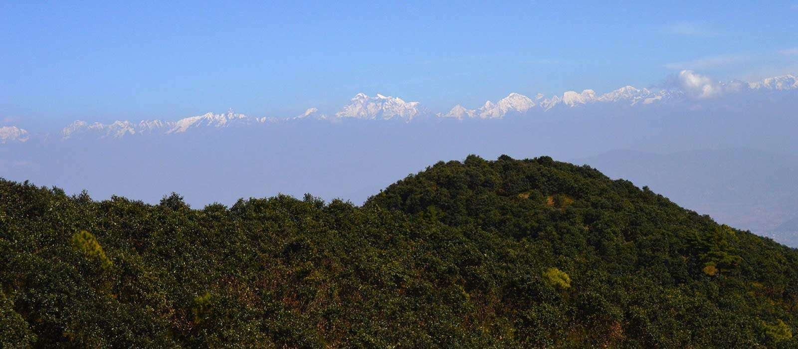 Champadevi Hiking Day Tour